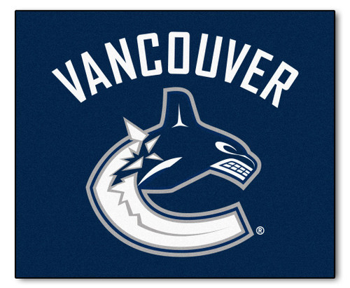 Vancouver Canucks Area Mat Tailgater - Special Order