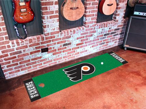 Philadelphia Flyers Putting Green Mat - Special Order