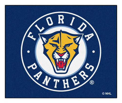 Florida Panthers Area Mat Tailgater - Special Order