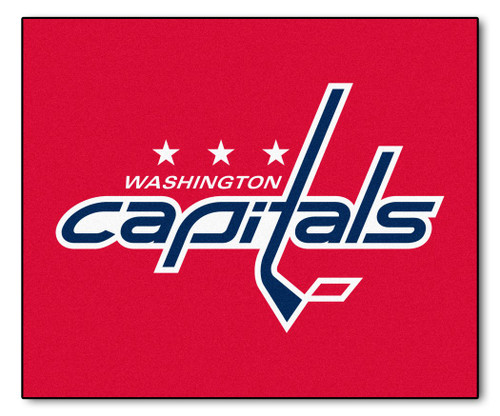 Washington Capitals Area Mat Tailgater - Special Order