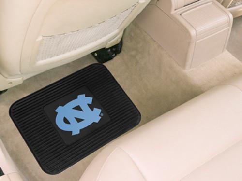 North Carolina Tar Heels Car Mat Heavy Duty Vinyl Rear Seat