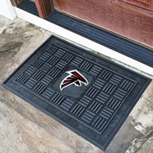 Atlanta Falcons Door Mat Medallion 19x30 - Special Order