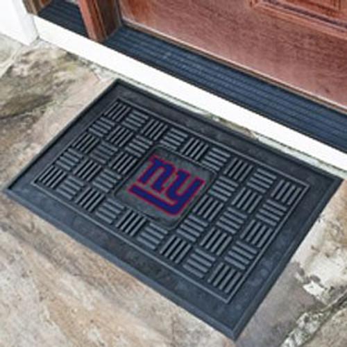New York Giants Door Mat Medallion 19x30 - Special Order