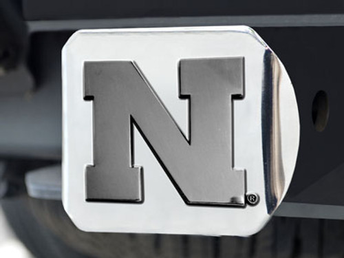 Nebraska Cornhuskers Hitch Cover - Special Order