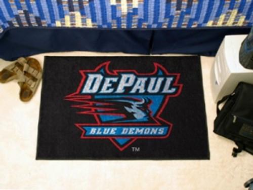 DePaul Blue Demons Rug - Starter Style - Special Order