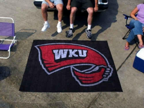 Western Kentucky Hilltoppers Area Rug - Tailgater - Special Order