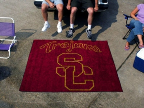 USC Trojans Area Rug - Tailgater - Special Order