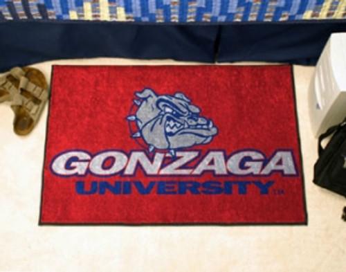 Gonzaga Bulldogs Rug - Starter Style - Special Order