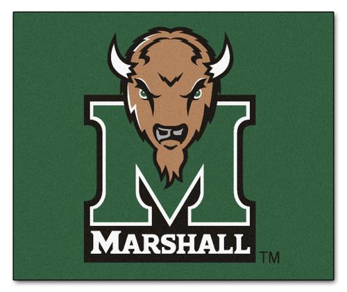 Marshall Thundering Herd Area Rug - Tailgater - Special Order