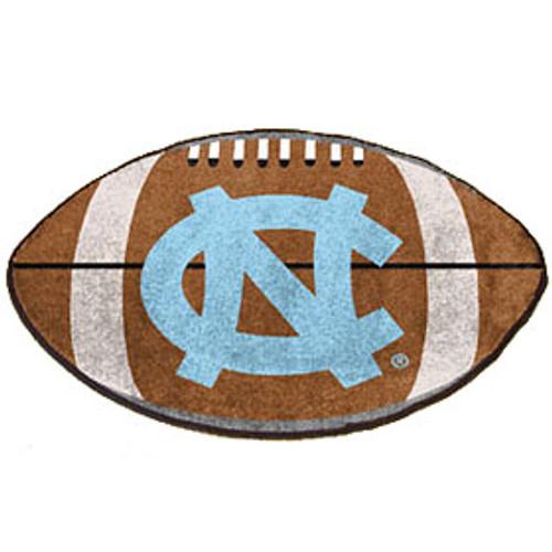 North Carolina Tar Heels Football Mat 22x35 - Special Order