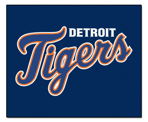 Detroit Tigers Area Mat Tailgater - Special Order