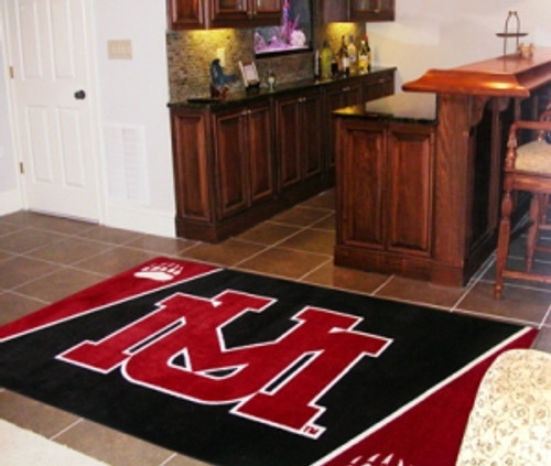 Montana Grizzlies Area Rug - 5'x8' - Special Order