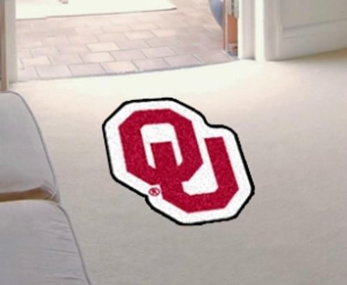 Oklahoma Sooners Area Rug - Mascot Style - Special Order