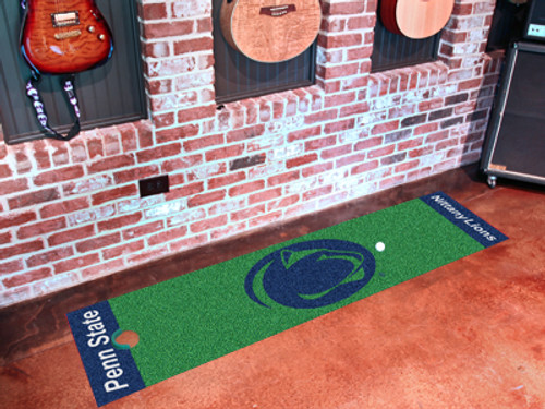Penn State Nittany Lions Putting Green Mat - Special Order