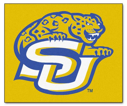 Southern University Jaguars Area Rug - Tailgater - Special Order