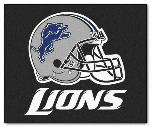 Detroit Lions Area Mat Tailgater - Special Order