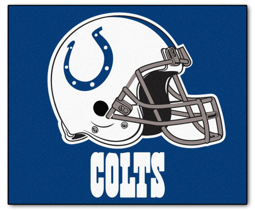 Indianapolis Colts Area Mat Tailgater - Special Order