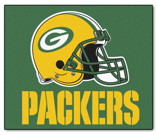 Green Bay Packers Area Mat Tailgater - Special Order