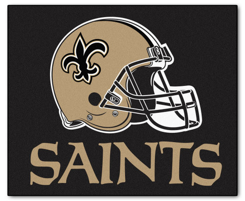 New Orleans Saints Area Mat Tailgater - Special Order