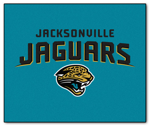 Jacksonville Jaguars Area Mat Tailgater - Special Order