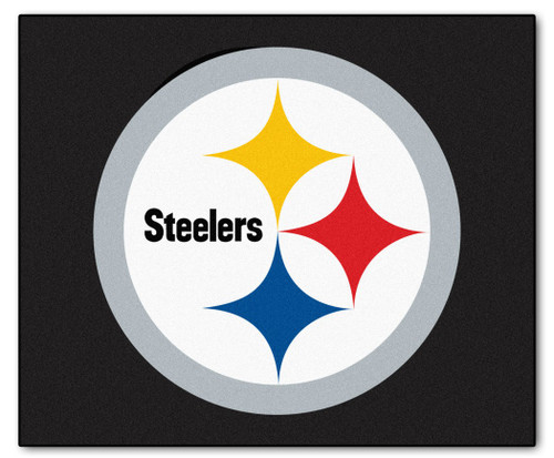 Pittsburgh Steelers Area Mat Tailgater - Special Order
