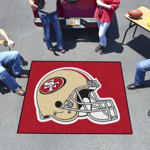 San Francisco 49ers Area Mat Tailgater - Special Order