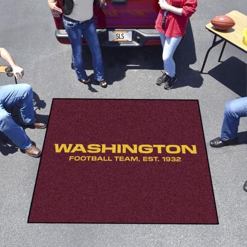 Washington Football Team Area Mat Tailgater - Special Order