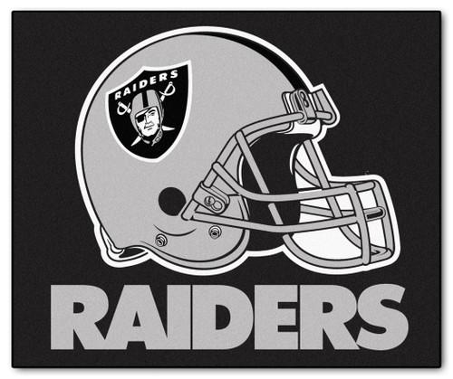 Las Vegas Raiders Area Mat Tailgater - Special Order