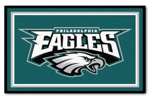 Philadelphia Eagles Area Rug - 4'x6' - Special Order