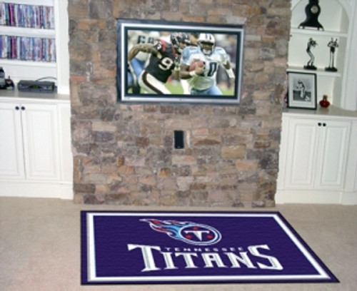 Tennessee Titans Area Rug - 5'x8' - Special Order