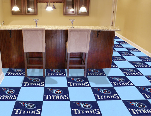 Tennessee Titans Carpet Tiles - Special Order