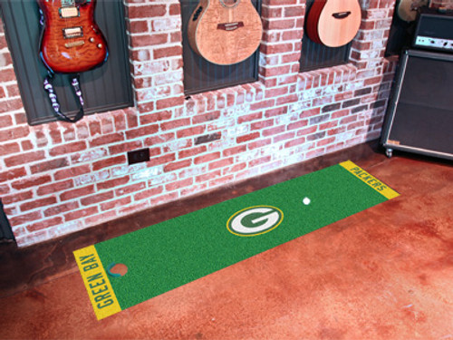 Green Bay Packers Putting Green Mat - Special Order