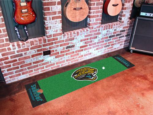 Jacksonville Jaguars Putting Green Mat - Special Order