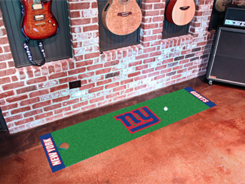 New York Giants Putting Green Mat - Special Order