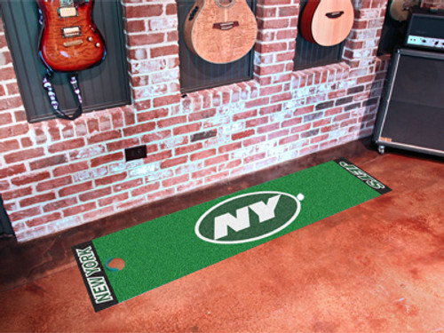 New York Jets Putting Green Mat - Special Order