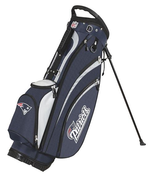 New England Patriots Golf Carry Bag - Special Order