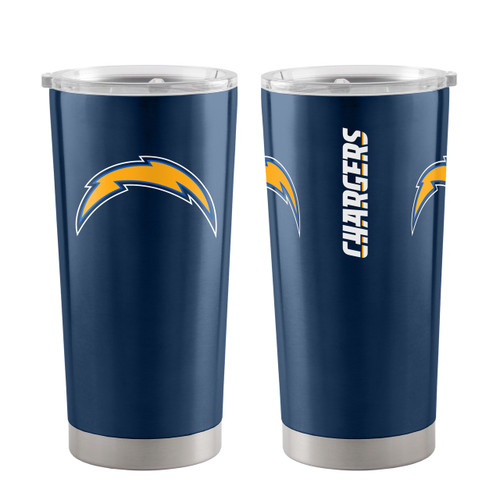 Los Angeles Chargers Travel Tumbler 20oz Ultra Navy