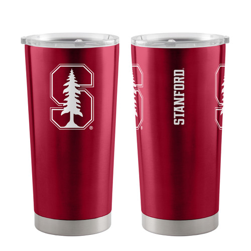 Stanford Cardinal Travel Tumbler 20oz Ultra Red - Special Order