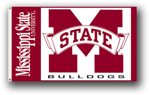 Mississippi State Bulldogs Flag 3x5 - Special Order