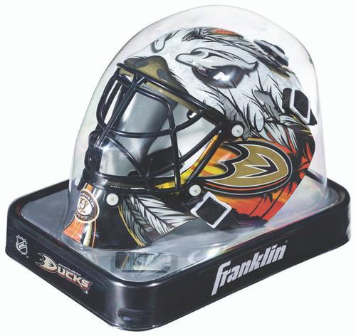 Anaheim Ducks Franklin Mini Goalie Mask - Special Order