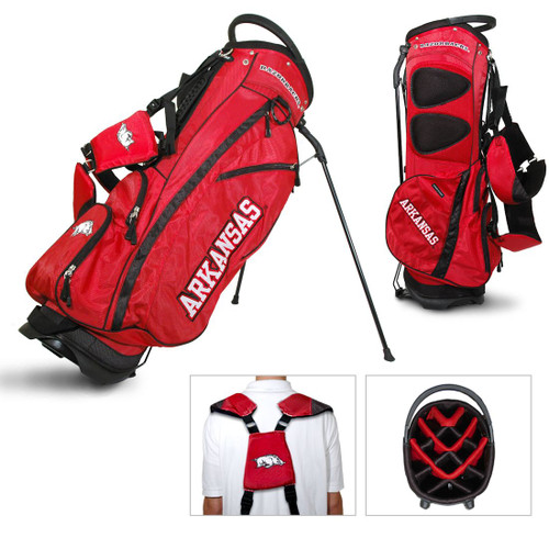 Arkansas Razorbacks Golf Stand Bag - Special Order
