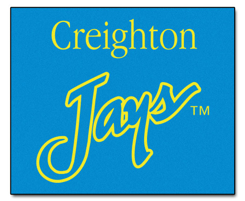 Creighton Bluejays Area Rug - Tailgater - Special Order