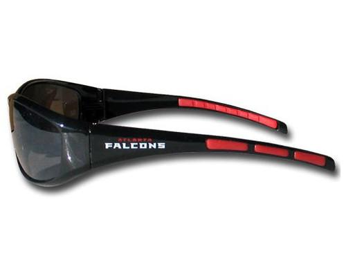 Atlanta Falcons Sunglasses - Wrap - Special Order