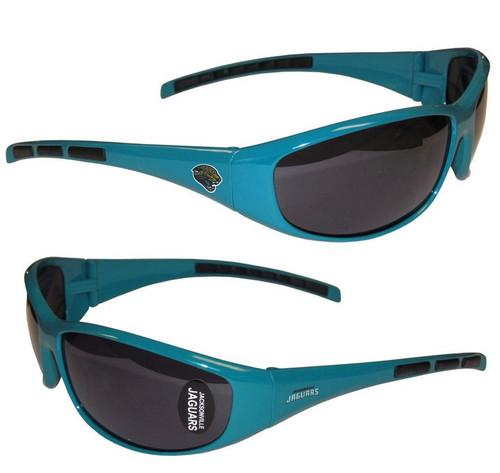 Jacksonville Jaguars Sunglasses - Wrap - Special Order
