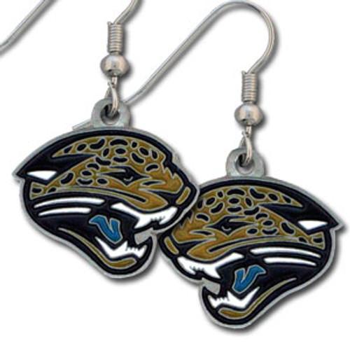 Jacksonville Jaguars Dangle Earrings - Special Order