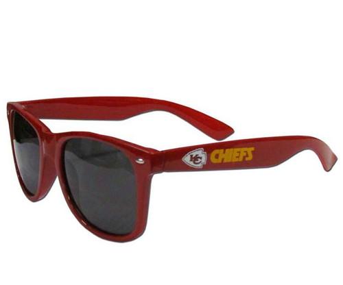 Kansas City Chiefs Sunglasses - Beachfarer - Special Order