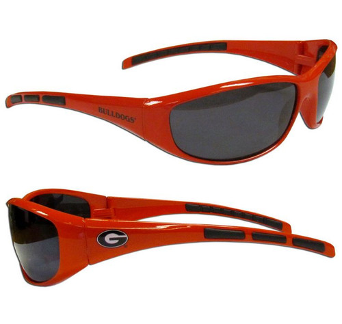 Georgia Bulldogs Sunglasses - Wrap - Special Order