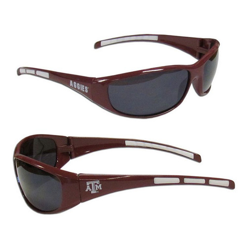Texas A&M Aggies Sunglasses - Wrap - Special Order