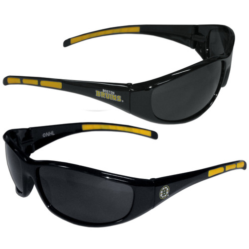 Boston Bruins Sunglasses - Wrap