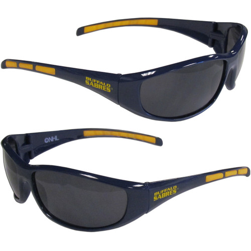 Buffalo Sabres Sunglasses - Wrap - Special Order